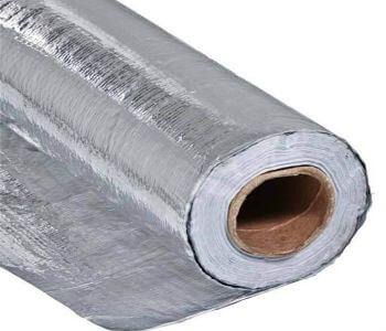 Tecidos de Fibra de Vidro Aluminizado