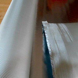Tecido de Fibra de Vidro Aluminizado - 4